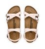 Birkenstock Blanca Birkoflor Brushed Light Rose Narrow-3