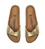 Birkenstock Madrid Birkoflor Gold Narrow-3