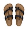 Birkenstock Mayari Nubuck Oiled Black Regular-3