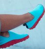 Buty Damskie Asportuguesas Care Women Turquoise Red-6