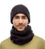 Czapka zimowa Buff Knitted Hat Kort Black-3