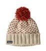 Czapka zimowa Patagonia Snowbelle Beanie Simple Dot Knit: Hot Ember-2