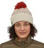 Czapka zimowa Patagonia Snowbelle Beanie Simple Dot Knit: Hot Ember-1
