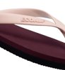 Ecoalf Mar Flip Flop Woman Burgundy-4