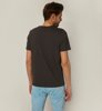 Ecoalf Natal Classic Because T-Shirt Charcoal-3
