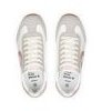 Ecoalf Seventies Sneakers Woman White Pink-3