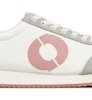 Ecoalf Seventies Sneakers Woman White Pink-5