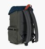 Ecoalf Wild Sherpa Backpack Dark Khaki-3