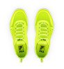 Fila Disruptor Run Neon Lime Damskie-3