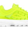 Fila Disruptor Run Neon Lime Damskie-5