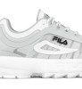 Fila Disruptor Run White Damskie-5