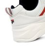 Fila Ray Low White Navy Red Damskie-6