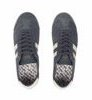 Gola Bullet Suede Graphite Off White-3