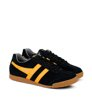 Gola Harrier Suede Black Sun Grey-2