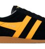 Gola Harrier Suede Black Sun Grey-5
