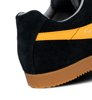 Gola Harrier Suede Black Sun Grey-6