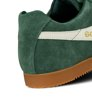 Gola Harrier Suede Evergreen Off White-6