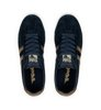 Gola Hurricane Suede Navy Tobacco Off White-3