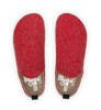 Kapcie Damskie Asportuguesas Come Red Double/Black Sole-3
