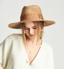 Kapelusz Brixton Joanna Hat Copper Natural-2