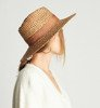Kapelusz Brixton Joanna Hat Copper Natural-3