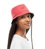 Kapelusz Buff Travel Bucket Hat Collage Red/Black-3
