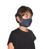 Maseczka Dziecięca Buff Filter Mask Kids Kasai Night Blue One Size-5