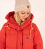 Parka Damska Fjallraven Expedition Long Down Parka True Red-3