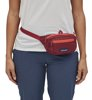 Patagonia Ultralight Black Hole Mini Hip Pack Roamer Red-2