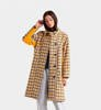 Płaszcz damski Didriksons Embla Checked Women Coat Box Check-1