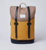 Plecak Sandqvist Stig Earth Brown/Honey/Yellow-1