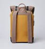 Plecak Sandqvist Stig Earth Brown/Honey/Yellow-3