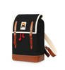 Plecak Ykra Matra Mini Leather Natural Black-3
