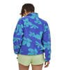 Polar Damski Patagonia Lightweight Synchilla Snap-T P/O Kalani Big: Float Blue-2