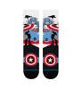 Skarpety Stance U Captain America Marquee Off White-1